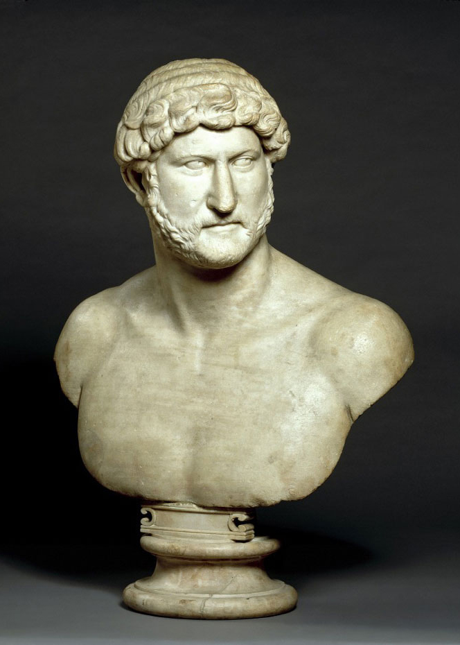 Bust Of Hadrian