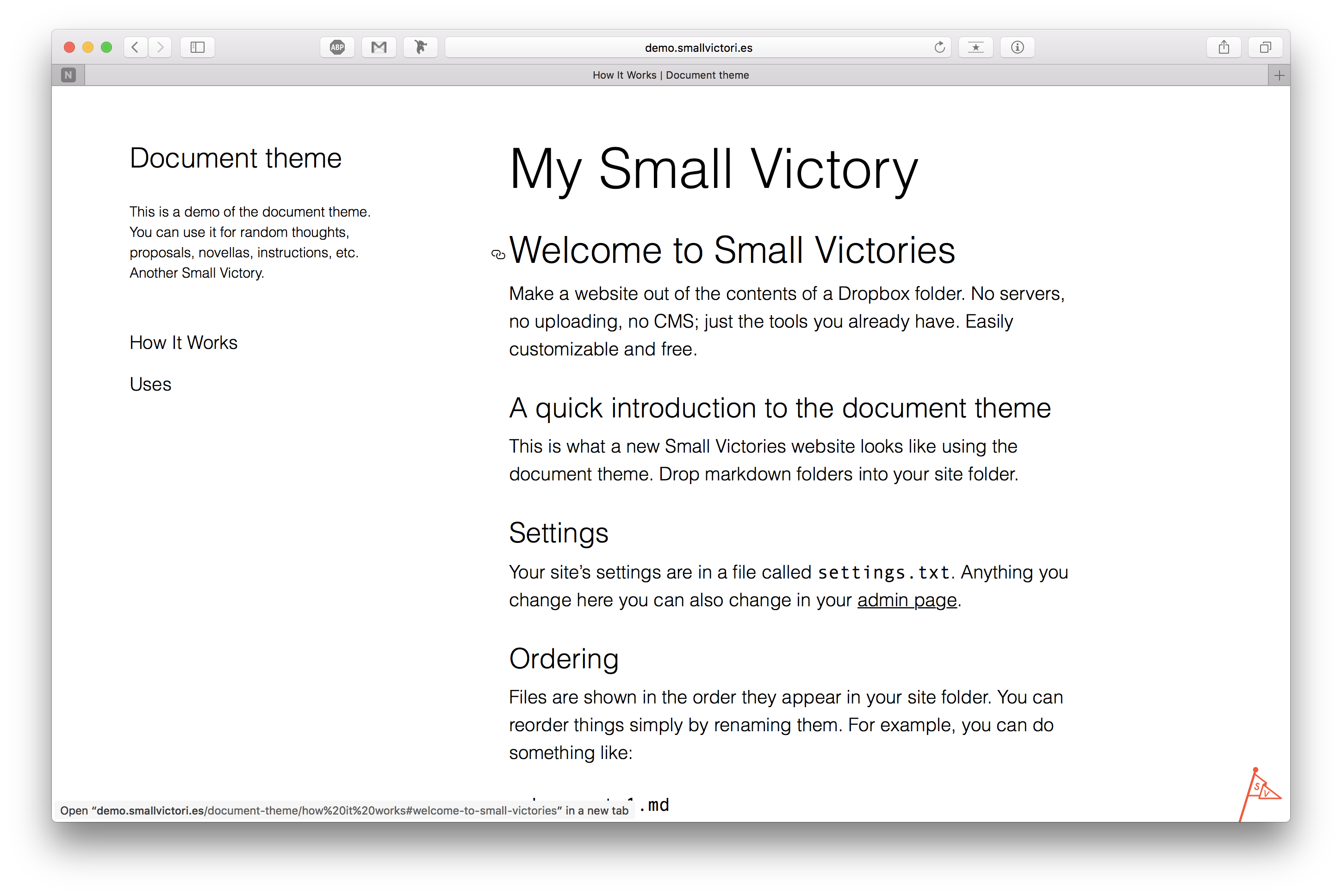 Building a Blog in One Day with Small Victories - Mattymatt